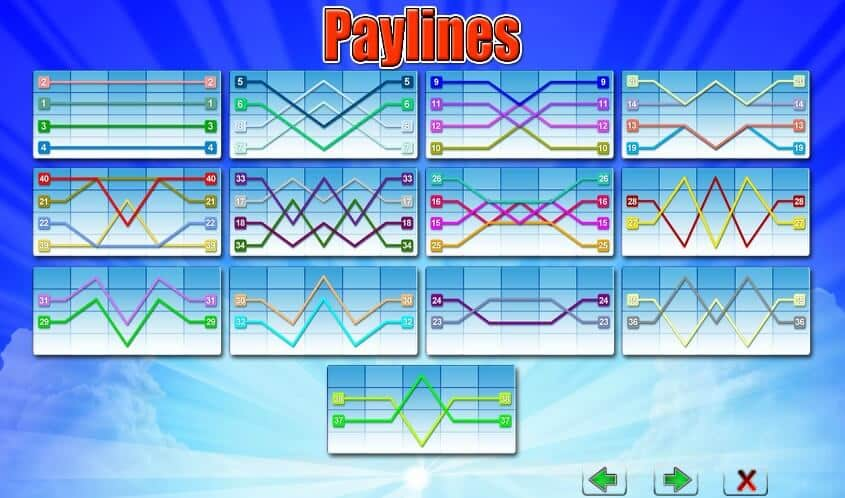 Payline | Angel's Touch