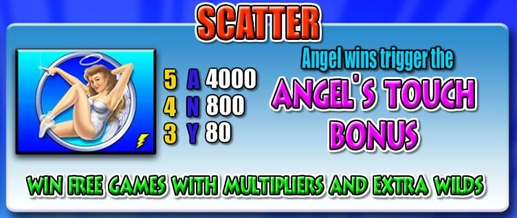 Scatter | Angel's Touch
